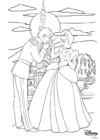 Cindarella & Prince charming