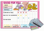 Childrens Star Chart