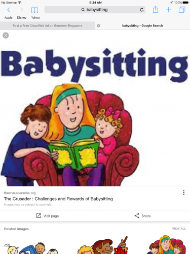Babysitter Available - Find a Nanny